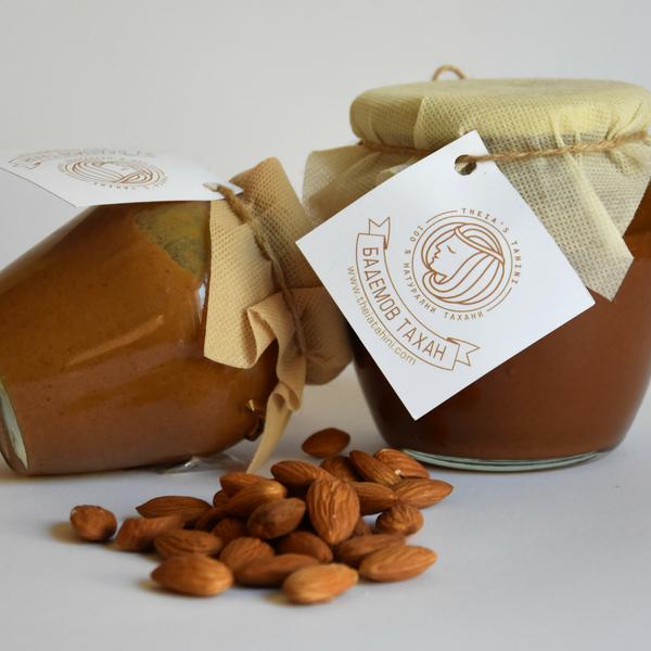 Бадемова паста / тахан Thea's Tahini